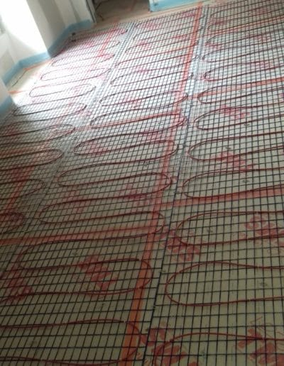 CHAUFFAGE-plancher chauffant électrique1